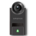 smanos DB-20 doorbell kit Black