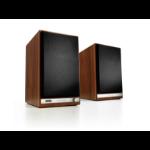 Audioengine HD6 50W Black, Brown loudspeaker