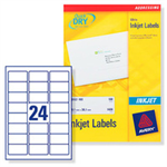 Avery J8159-100 addressing label White Self-adhesive label