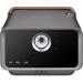 Viewsonic X10-4K videoproyector 2400 lúmenes ANSI LED 2160p (3840x2160) 3D Proyector para escritorio Negro, Marrón