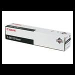 Canon 9634A002 (C-EXV 12) Toner black, 24K pages @ 6% coverage, 1,220gr