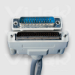 Videk DB25M to HP DB68M SCSI Cable 1m 1m SCSI cable