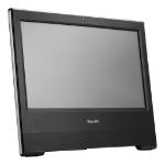 "Shuttle XPC all-in-one X50V7 Black Intel SoC BGA 1528 39.6 cm (15.6"") Built-in speaker(s) Touchscreen 1366 x 798 pixels 4205U 1.8 GHz LCD"