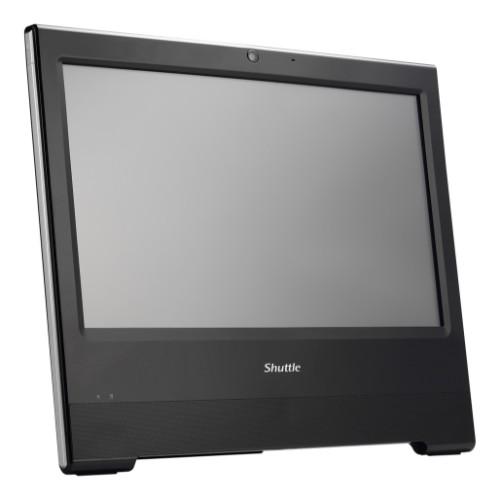 Shuttle XPC all-in-one X50V7 Black Intel SoC BGA 1528 39.6 cm (15.6