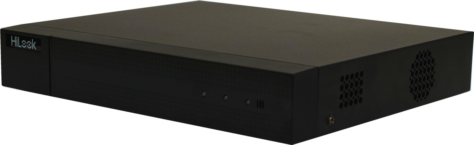 Hilook by Hikvision DVR-204U-K1 Ch 8MP 5MP 4MP 1080P HD-TVI Hybrid CCTV DVR Recorder - NO HDD