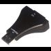 MCL Adapteur DisplatPort / DVI-I DisplayPort M DVI-I FM Negro