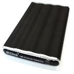 BUSlink Disk-On-The-Go SSD enclosure Aluminum, Black