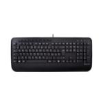 V7 KU300IT toetsenbord USB QWERTY Italiaans Zwart