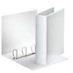 Esselte Panorama ring binder A4 White