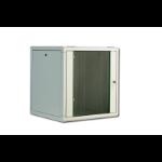 "Digitus SoHo Line 12U 19"" Wall Mounting Cabinet Grey rack"