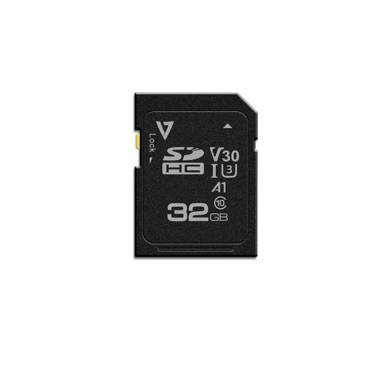 V7 32GB SDHC Card UHS-3 V30 A1