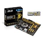 ASUS B85M-G R2.0 Intel B85 LGA 1150 (Socket H3) Micro ATX motherboard