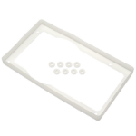 Cooltek CT-PSUG hardware cooling accessory White