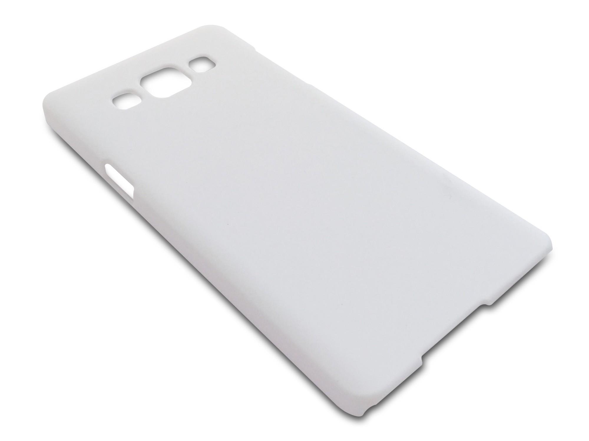 Sandberg Cover Galaxy A5 hard WhiteZZZZZ], 405-51