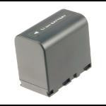 2-Power Camcorder Battery 7.2V 2400mAh