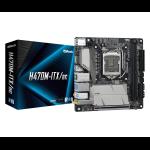 Asrock H470M-ITX/AC motherboard LGA 1200 mini ITX Intel H470