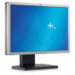 "HP LP2465 24"" Black,Silver computer monitor"