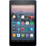 Amazon Fire HD 8 16GB Blue tablet