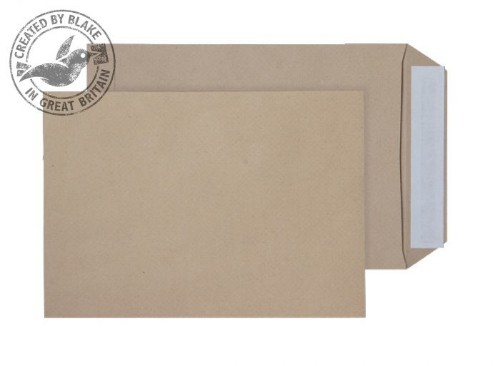 Blake Purely Everyday Manilla Peel and Seal Pocket C5 229x162mm 115gsm (Pack 500)