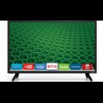 """VIZIO D24-D1 23.54"""" Full HD Smart TV Wi-Fi Black LED TV"""