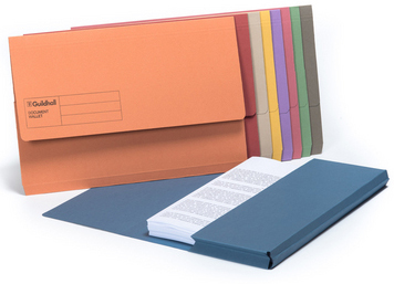 Guildhall GDW1-ASTZ folder 355 x 225 Multicolour