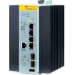 Allied Telesis AT-IE200-6FP-80 Gestionado L2 Fast Ethernet (10/100) Negro, Gris Energía sobre Ethernet (PoE)