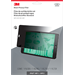 3M Privacy Filter for iPad Air 1/Air 2 - Landscape
