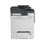 Lexmark CX510dthe 1200 x 1200DPI Laser A4 30ppm Black,Grey multifunctional