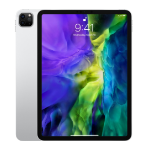 "Apple iPad Pro 27.9 cm (11"") 128 GB Wi-Fi 6 (802.11ax) 4G LTE Silver iPadOS"