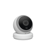 Logitech Circle IP security camera Indoor Spherical White
