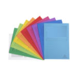 Exacompta 50100E folder A4 Carton Multicolor
