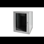 "Digitus 19"" SoHo Wall mounted Grey rack"