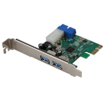 i-tec PCIe 4 x USB 3.0 Internal USB 3.0 interface cards/adapter
