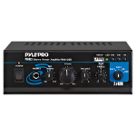 Pyle PTAU23 2.0channels home Wired Black audio amplifier
