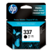 HP 337 Black Inkjet Print Cartridge cartucho de tinta Original Negro 1 pieza(s)