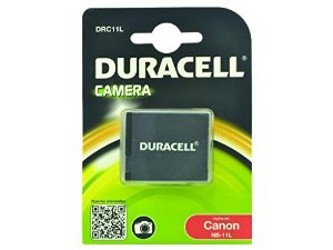 Duracell DRC11L rechargeable battery