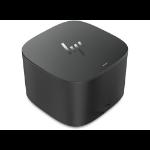 HP 2UK37ET Wired USB 3.2 Gen 1 (3.1 Gen 1) Type-C Black