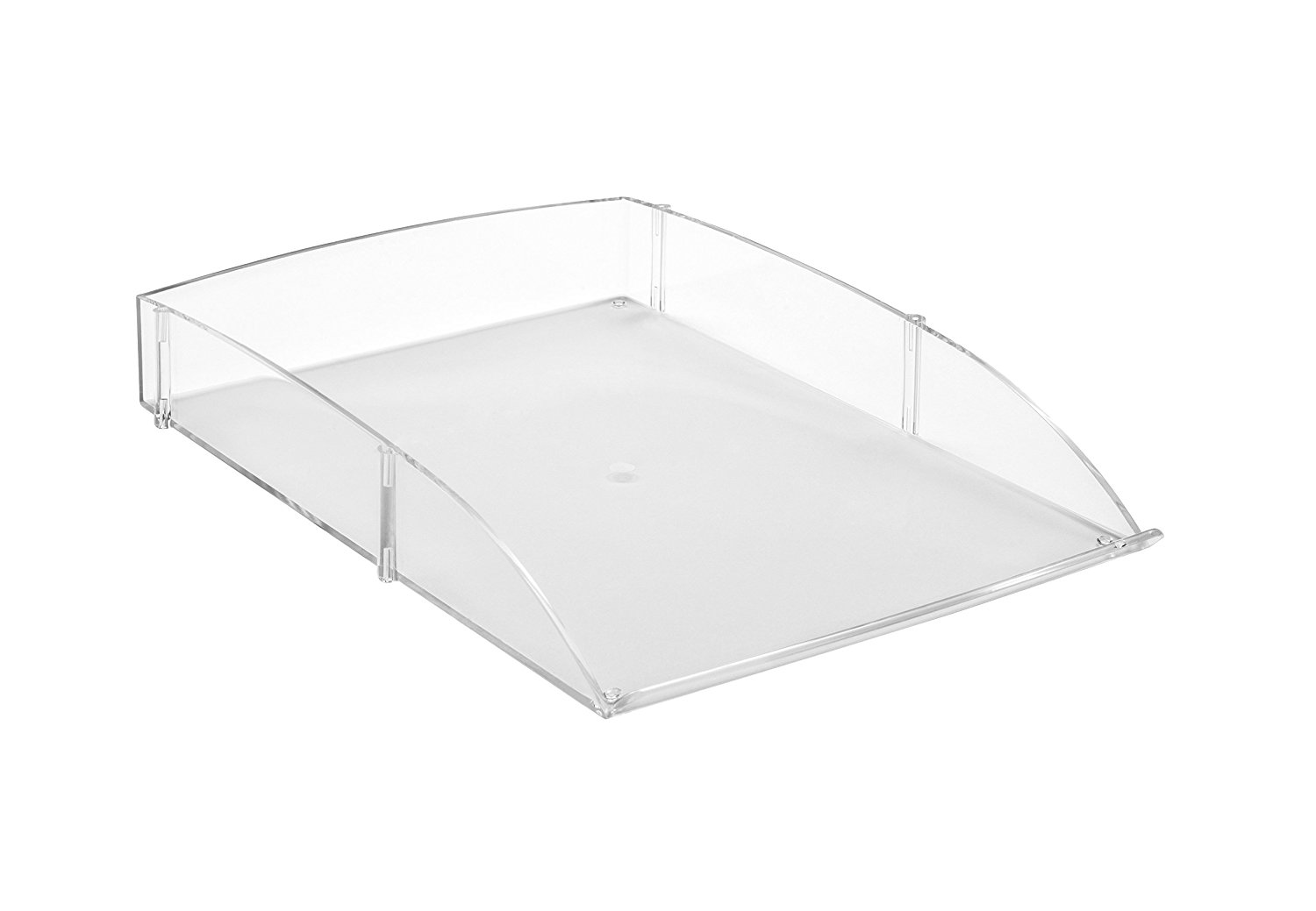 Osco Clear Acrylic Single Letter Tray