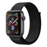 Apple Watch Series 4 smartwatch Grey OLED GPS (satellite)