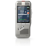 Philips Pocket Memo DPM8200 dictaphone Flash card Silver