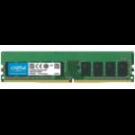 Crucial CT16G4WFD8266 memory module 16 GB DDR4 2666 MHz ECC