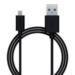 Incipio 1m, USB 2.0-A - USB 2.0 Micro-B 1m USB A Micro-USB B Black USB cable