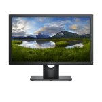 "DELL E Series E2218HN LED display 54.6 cm (21.5"") 1920 x 1080 pixels Full HD LCD Flat Black"