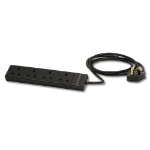 Lindy 73026 Black power distribution unit (PDU)