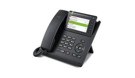 Unify OpenScape CP600 IP phone Black LED