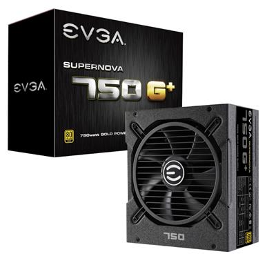 EVGA 120-GP-0750-X3 power supply unit 750 W ATX Black
