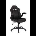 Eliza Tinsley Predator Gaming Style Office Chair Black DD