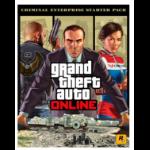 Rockstar Games Grand Theft Auto V - Criminal Enterprise Starter Pack Video game downloadable content (DLC) PC English