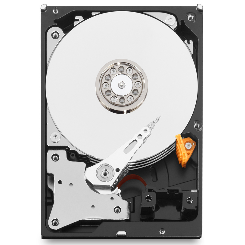 Western Digital WD Red 2TB + WD Care Extended