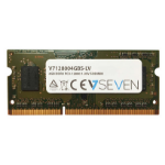 V7 V7128004GBS-LV geheugenmodule 4 GB DDR3 1600 MHz